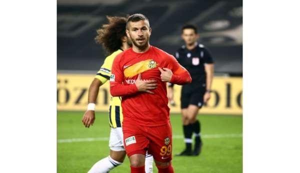 Süper Ligin en çok gol atan yerli futbolcusu: Adem Büyük