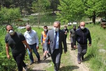 Kastamonu Dipsizgöl Tabiat Parkı turizme kazandırılacak