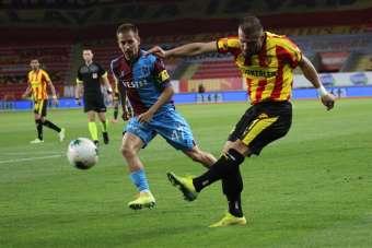 Süper Lig: Göztepe: 1 - Trabzonspor: 3 (Maç sonucu)