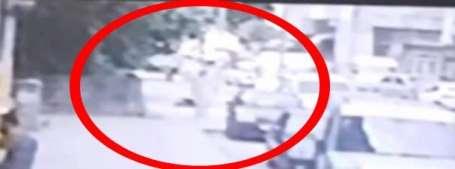 Fatsa'daki kadın cinayeti güvenlik kamerasında