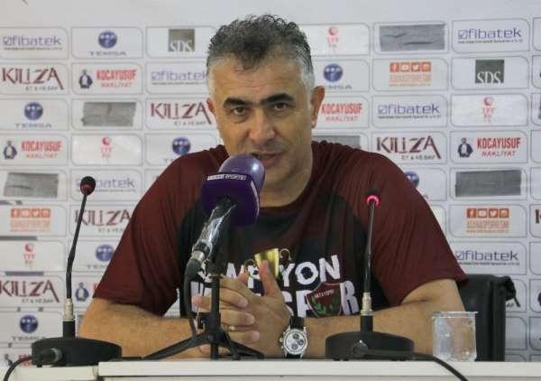 Mehmet Altıparmak: 'Şampiyonluk Hatay halkına armağan olsun'