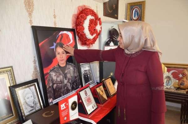 Şehit Gülşah komiserin annesi: 'Evlatsız olunur ama vatansız olunmaz'