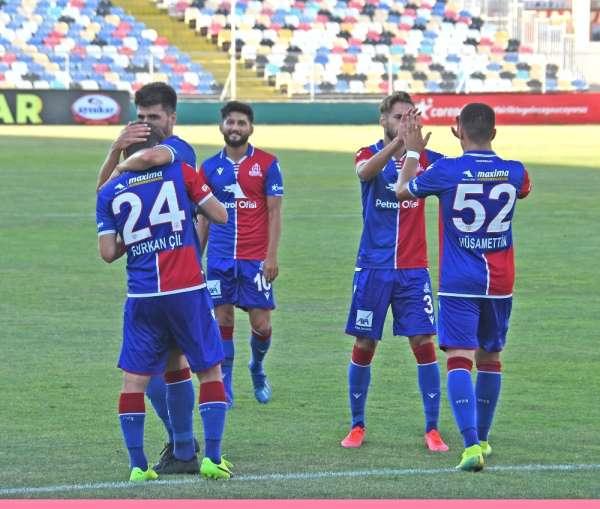 TFF 1. Lig: Altınordu: 3 - Giresunspor: 1