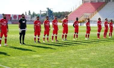 TFF 1. Lig: Ümraniyespor: 2 - Adana Demirspor: 3