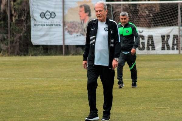 Altay, Mustafa Denizli ile devam ediyor