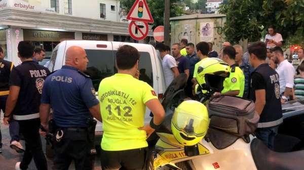 Denizlispor Başkanı Çetinin yargılandığı rezervasyon kavgası davasına devam edildi