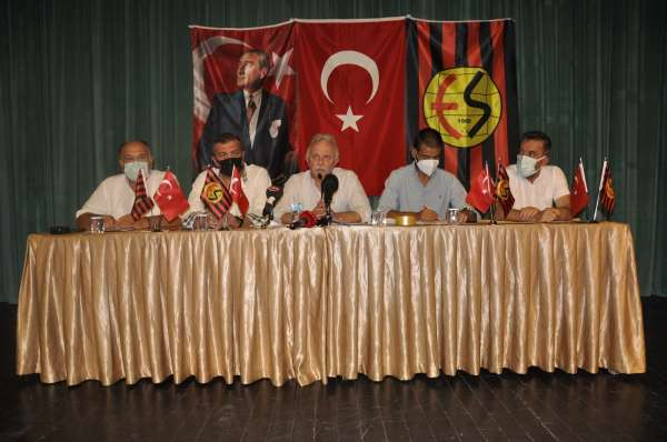 Eskişehirspor yönetimine aday liste bulunamıyor