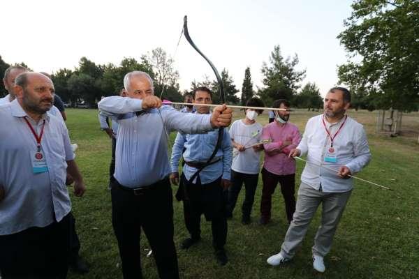Gebzede ata sporları çalıştayı yapıldı