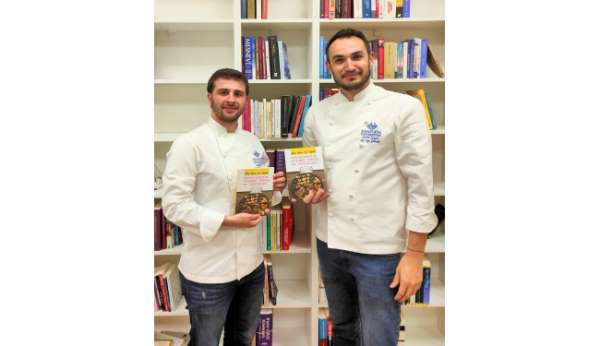 Kapadokya Üniversitesi, Gourmand 2021de kazananlar listesinde