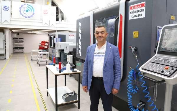 Kayseri Model Fabrika ile günlük yüzde 80e varan üretim artışı