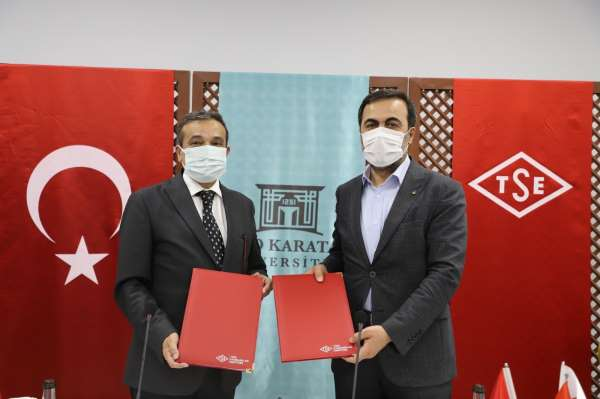 Konyanın ilk güvenli kampüsü, KTO Karatay Üniversitesi oldu