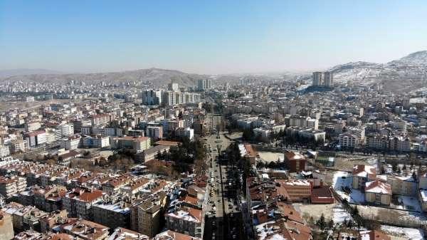 Nevşehirde Haziran ayında 298 konut satıldı
