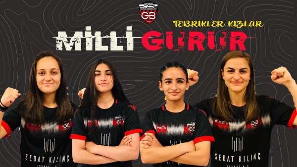 Sedat Kılınç İnşaat Kayseri Gençlerbirliğinden 4 oyuncu milli takıma çağrıldı