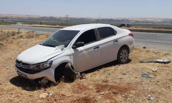 Silvanda trafik kazası: 1 yaralı