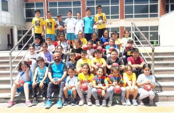 Spor Okullarına rekor katılım