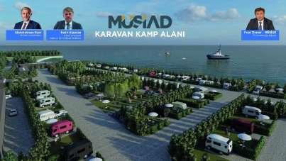 MÜSİAD'dan 6 milyon turistlik proje