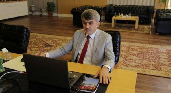 Rektör Uysal, ADIM Üniversiteleri toplantısına katıldı