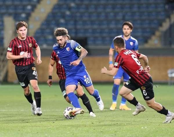 TFF 1. Lig: Ankaraspor: 1 - Eskişehirspor: 0