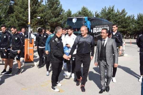 BB Erzurumspor'dan Vakıf Okullarına ziyaret