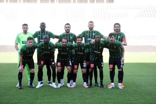 Hazırlık maçı: Denizlispor: 3 - Altınordu: 1