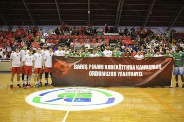 Türkiye Basketbol 1. Ligi: Balıkesir Büyükşehir Belediyespor: 68 - Bandırma Kırm
