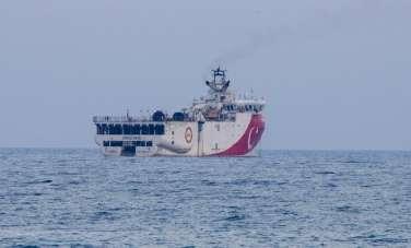Enerji ve Tabii Kaynaklar Bakanı Dönmez:'Oruç Reis sismik araştırma gemimizin ba