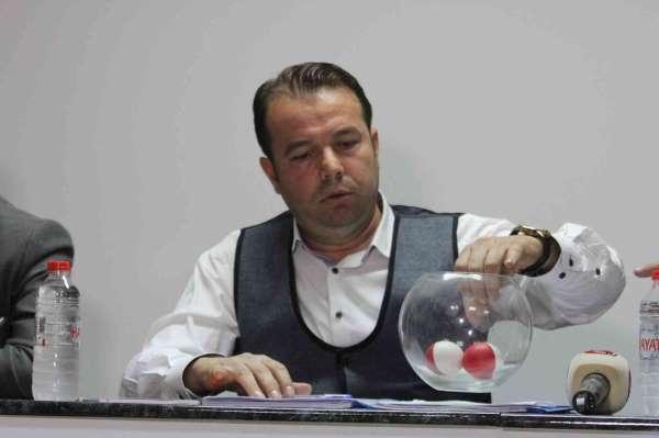 Kayseri Süper Amatör Küme fikstürü çekildi