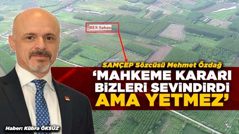 Mehmet Özdağ;Mahkeme kararı bizleri sevindirdi ama yetmez