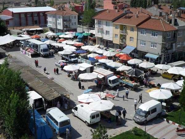 Aslanapa pazarı tekrar açılıyor