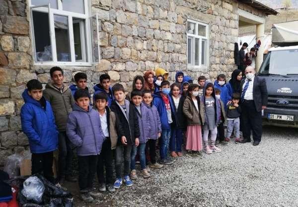 Genel Başkan Er'den şehit ve gazi çocuklarına yardım eli