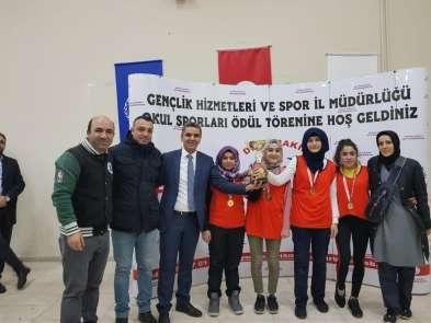 Diyarbakır'da Dart müsabakaları tamamlandı
