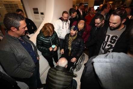 Ali Koç: 'Feci başlayan 26 günlük süreç mutlu sonlandı'