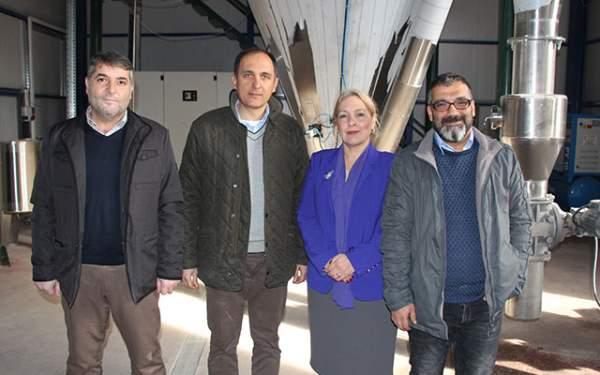 Samsun Haberleri: Türkiye'nin ilk 'yerli ağız sütü tozu' Üretildi