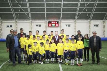 Hacılar Belediyesi Sporun ve Sporcunun Yanında