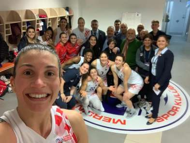 Mersin Büyükşehir Belediyespor kalan maçlarını kazanmak istiyor