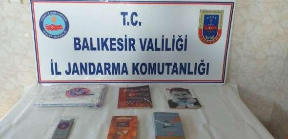 Balıkesir'de terör operasyonu: 7 gözaltı