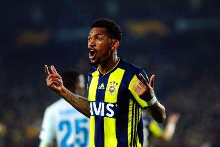UEFA Avrupa Ligi: Fenerbahçe: 1 - Zenit: 0 (İlk yarı)