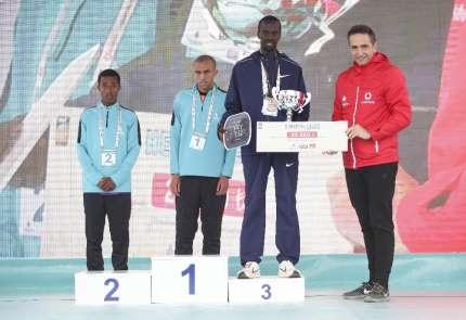 Vodafone 14'üncü İstanbul Yarı Maratonu avantajlı kayıt döneminde son 3 gün