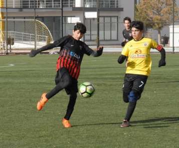 Kayseri U-15 Ligi Play-Off maçları başlıyor