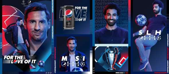 Pepsi 2019 UEFA kampanyasının ilk gösterimini yaptı