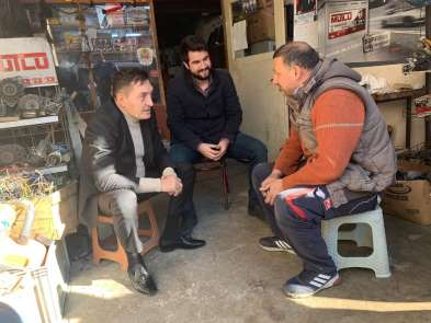 AK Parti Piraziz Belediye Başkanı Uğur Melikoğlu: 'Piraziz'imiz ve Piraziz halkı