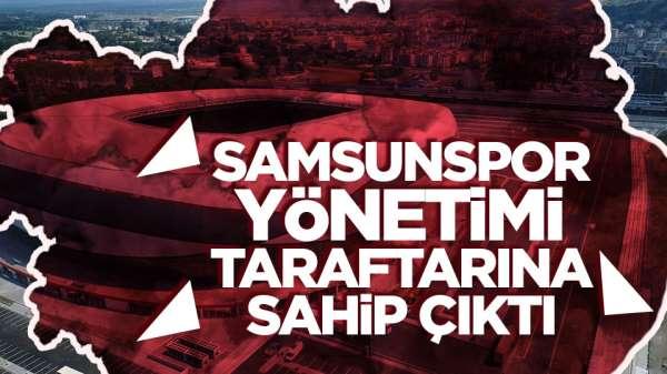 Samsunspor Sakaryaspor maçını canlı izle