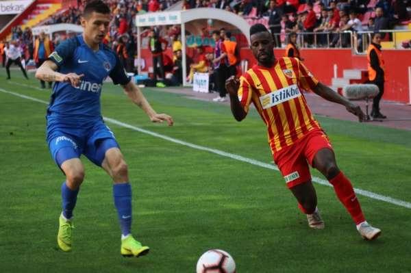 Spor Toto Süper Lig: İstikbal Mobilya Kayserispor: 2 - Kasımpaşa: 1 (Maç sonucu)