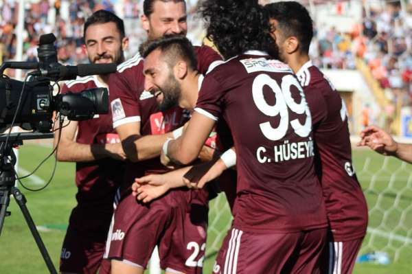 Spor Toto 1. Lig: Hatayspor: 1 - Giresunspor: 0