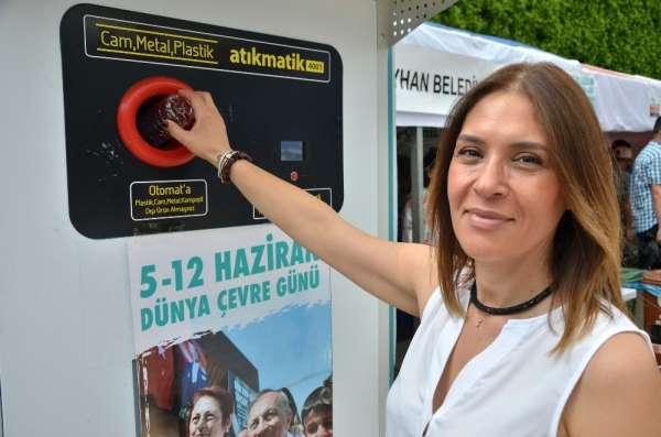 Adana'da 'Sıfır Atık Bilinçlendirme Standı' açıldı