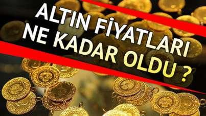 12 Temmuz Altın fiyatları yükselişte! Bugün Çeyrek altın, gram altın fiyatları