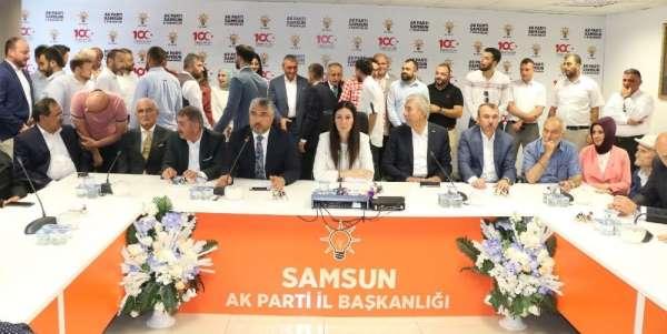 AK Parti Genel Başkan Yardımcısı Karaaslan: 'Önümüzdeki süreçte seçimsiz bir 4 b