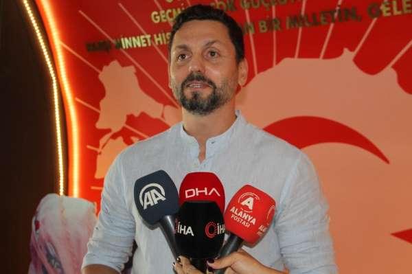 Erol Bulut: 'Umarım Fenerbahçe'den 3 puan alıp yolumuza devam ederiz'