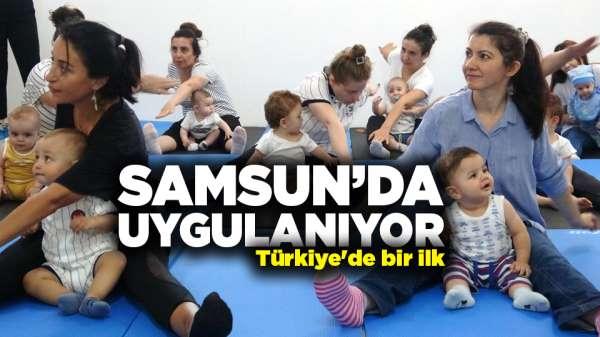 Samsun'da uygulanıyor! Türkiye'de bir ilk