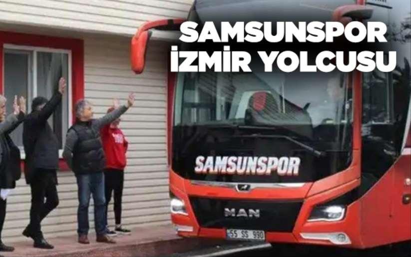 Samsunspor İzmir Yolcusu